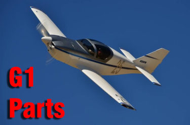 G1 G2 G3 Parts and Accessories- Formally Glasair